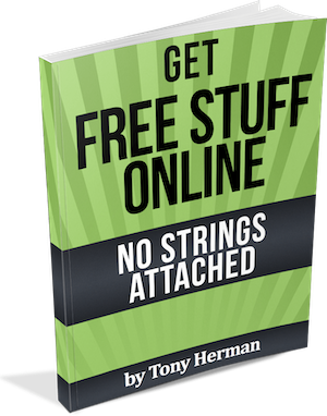 Get Free Stuff Online - No Strings Attached - book